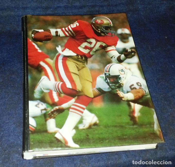 American Football Magazine Nfl Official Comprar Libros De Juegos