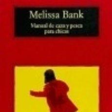 Libros: MANUAL DE CAZA Y PESCA PARA CHICAS. Lote 125911174