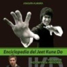 Libros: ENCICLOPEDIA DEL JEET KUNE DO ALAS. Lote 93402269