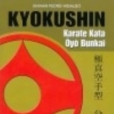 Libros: KYOKUSHIN ALAS. Lote 70914539