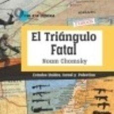 Livros: TRIANGULO FATAL, EL 3ªED. EDITORIAL POPULAR, S.A.. Lote 104041439