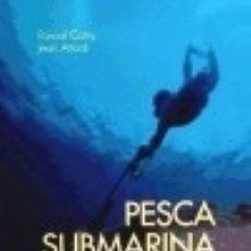 Libros: PESCA SUBMARINA HISPANO EUROPEA S.A.EDITORIAL. Lote 70892967