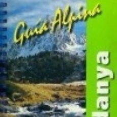 Libros: GUIA CERDANYA EDITORIAL ALPINA, S.L.. Lote 70749943