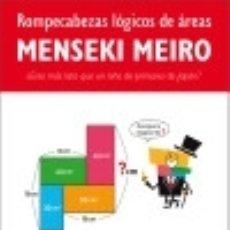 Libros: MENSEKI MEIRO EDITORIAL HISPANO EUROPEA, S.A.. Lote 70892647
