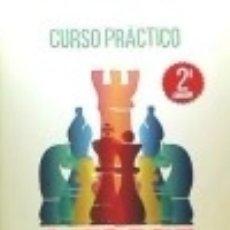 Libros: CURSO PRACTICO AJEDREZ (2ªED). Lote 128222879