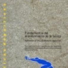Libros: FUNDAMENTOS DEL ENTRENAMIENTO DE LA FUERZA. Lote 128223847