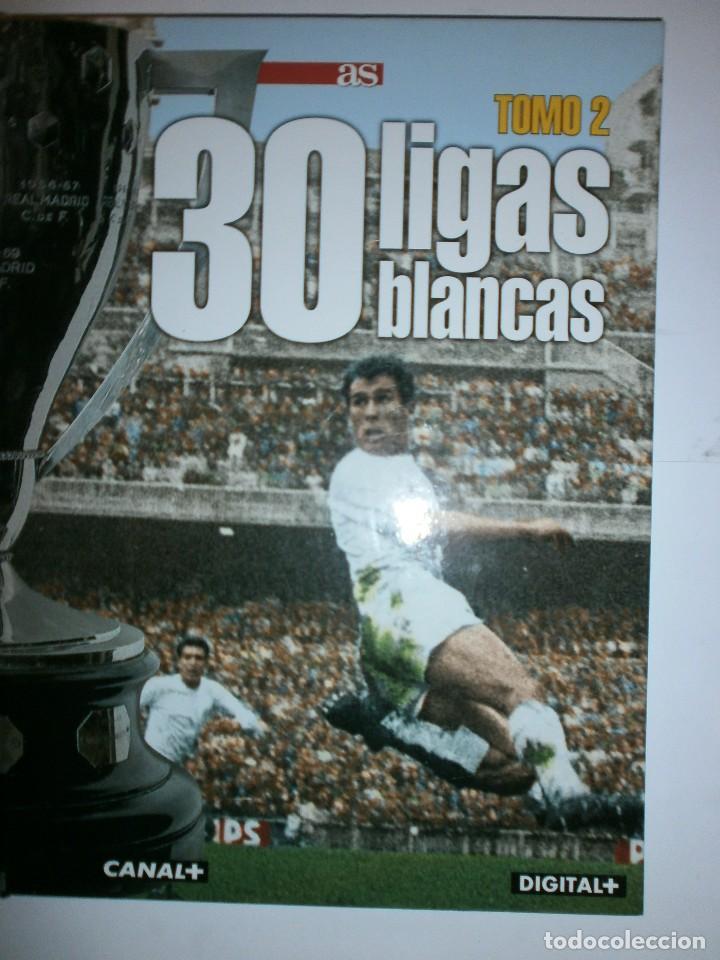 30 LIGAS BLANCAS TOMO 2 REAL MADRID (Libros Nuevos - Ocio - Deportes y Juegos)