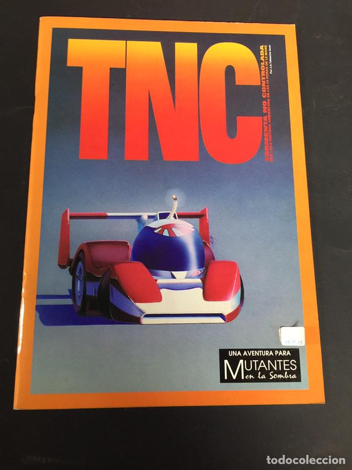 JUEGO DE ROL TNC (Libros Nuevos - Ocio - Deportes y Juegos)