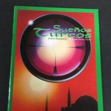 Libros: JUEGO DE ROL SUEÑOS TURCO. Lote 130630691