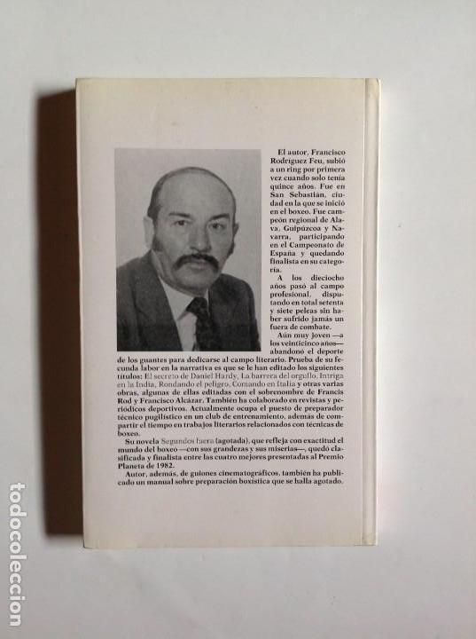 Libros: LIBRO EL BOXEO - RODRIGUEZ FEU, F _LEY247 - Foto 2 - 132174630