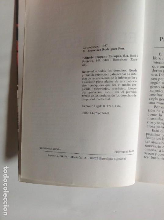 Libros: LIBRO EL BOXEO - RODRIGUEZ FEU, F _LEY247 - Foto 3 - 132174630