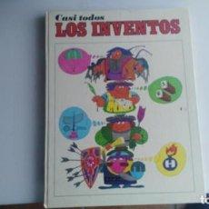 Libros: LIBRO CASI TODOS LOS INVENTOS . Lote 133218962