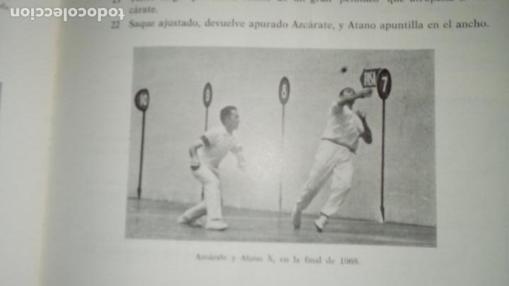 Libros: El gran libro de la Pelota. Luis Bombin&Rodolfo Bozas-Urrutia. - Foto 6 - 136270638