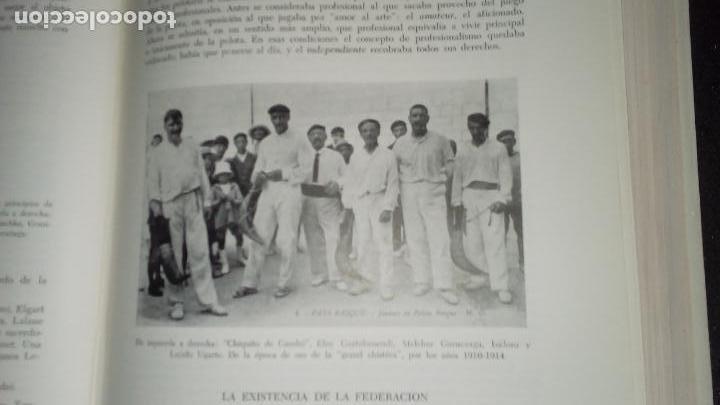 Libros: El gran libro de la Pelota. Luis Bombin&Rodolfo Bozas-Urrutia. - Foto 11 - 136270638