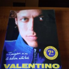 Livros: VALENTINO ROSSI LA AUTOBIOGRAFÍA. Lote 136449886