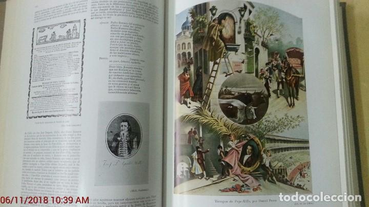 Libros: LOS TOROS - COSSIO - 1969 - TOMO III - EDITORIAL ESPASA-CALPE - Foto 5 - 140068282