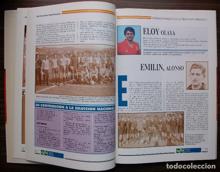 Libros: SELECCION ESPAÑOLA DE FUTBOL. SUS HOMBRES, UNO A UNO. TOMO II (DE LA D A LA H) M. SARMIENTO BIRBA - Foto 2 - 140804478