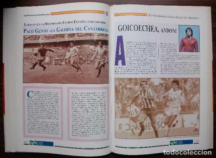 Libros: SELECCION ESPAÑOLA DE FUTBOL. SUS HOMBRES, UNO A UNO. TOMO II (DE LA D A LA H) M. SARMIENTO BIRBA - Foto 6 - 140804478