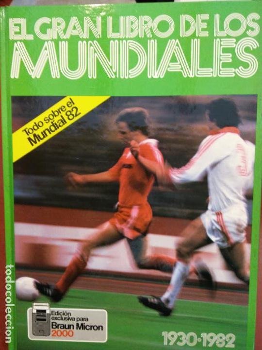 BJS.EL GRAN LIBRO DE LOS MUNDIALES.EDT KETRES.. (Libros Nuevos - Ocio - Deportes y Juegos)