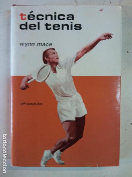STQ.WYNN MACE.TECNICA DEL TENIS.EDT. HISPANO EUROPEA.. (Libros Nuevos - Ocio - Deportes y Juegos)