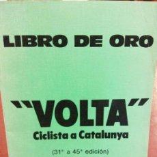 Libros: STQ.JUAN PLANS BOSCH.VOLTA CICLISTA A CATALUNYA.... Lote 144191638