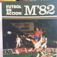 Libros: BJS.FUTBOL EN ACCION M 82.BRUMART TU LIBRERIA.. Lote 146242642