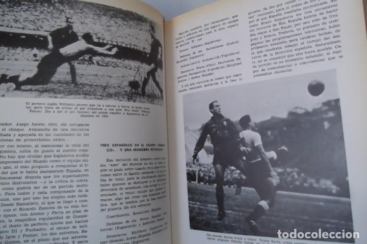 Libros: Lote OCASION-LA SELECCION ESPAÑOLA DE FUTBOL-2 Libros. - Foto 10 - 146518870