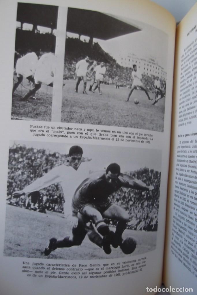 Libros: Lote OCASION-LA SELECCION ESPAÑOLA DE FUTBOL-2 Libros. - Foto 12 - 146518870