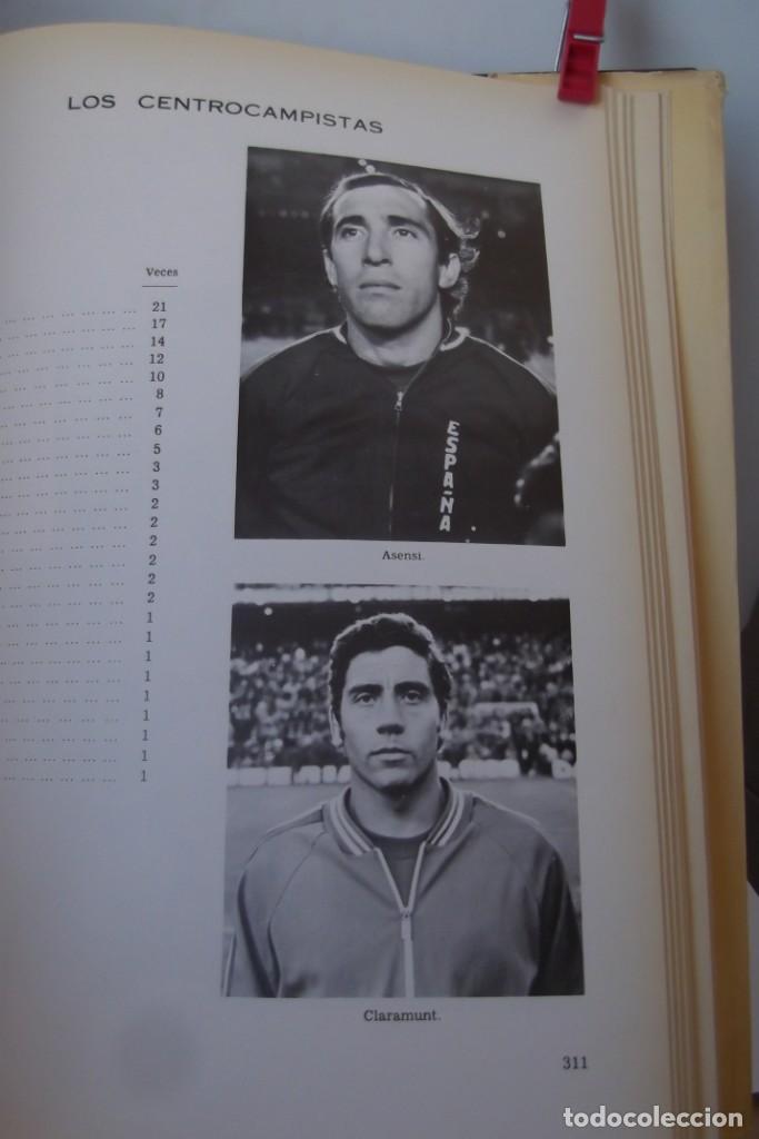 Libros: Lote OCASION-LA SELECCION ESPAÑOLA DE FUTBOL-2 Libros. - Foto 13 - 146518870