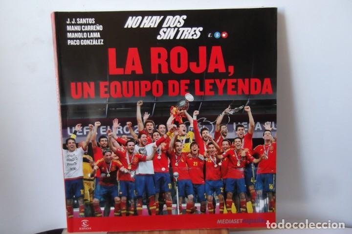 Libros: Lote OCASION-LA SELECCION ESPAÑOLA DE FUTBOL-2 Libros. - Foto 16 - 146518870