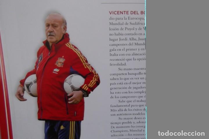 Libros: Lote OCASION-LA SELECCION ESPAÑOLA DE FUTBOL-2 Libros. - Foto 19 - 146518870