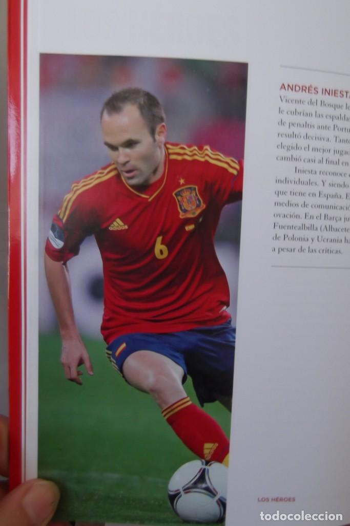 Libros: Lote OCASION-LA SELECCION ESPAÑOLA DE FUTBOL-2 Libros. - Foto 21 - 146518870
