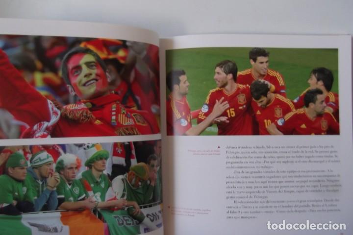 Libros: Lote OCASION-LA SELECCION ESPAÑOLA DE FUTBOL-2 Libros. - Foto 28 - 146518870