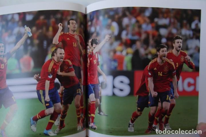 Libros: Lote OCASION-LA SELECCION ESPAÑOLA DE FUTBOL-2 Libros. - Foto 37 - 146518870