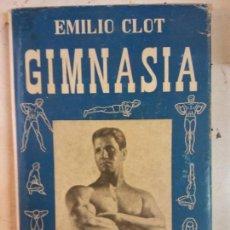 Libros: STQ. GIMNASIA. EMILIO CLOT. EDT. JUVENTUD. BRUMART TU LIBRERIA. . Lote 147452498