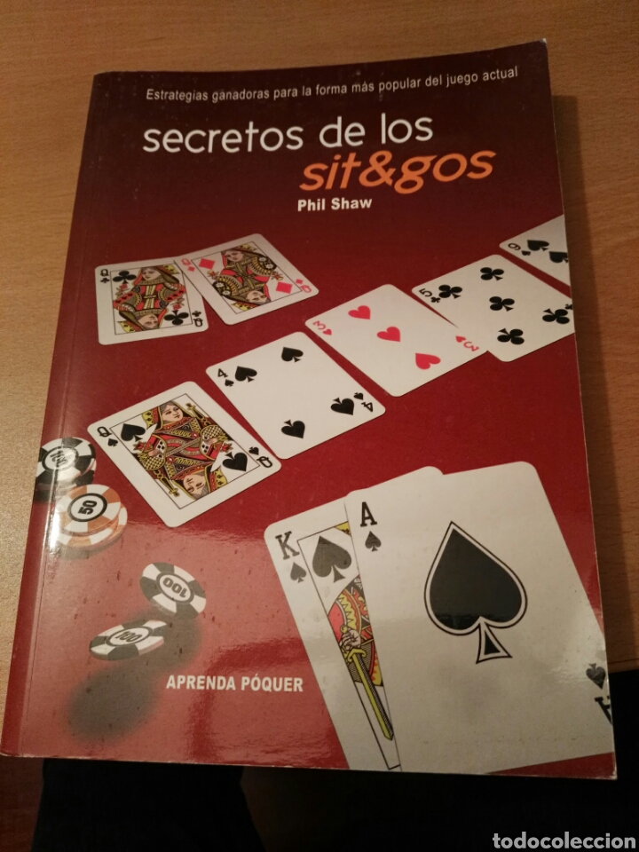 Libros: Poker - Foto 3 - 147699946
