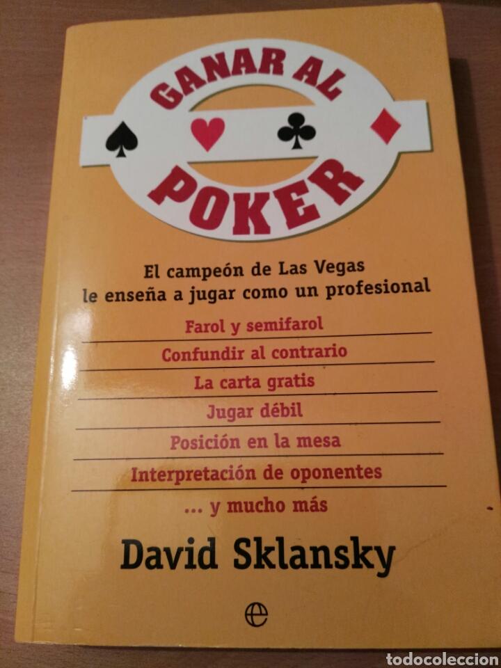 Libros: Poker - Foto 4 - 147699946