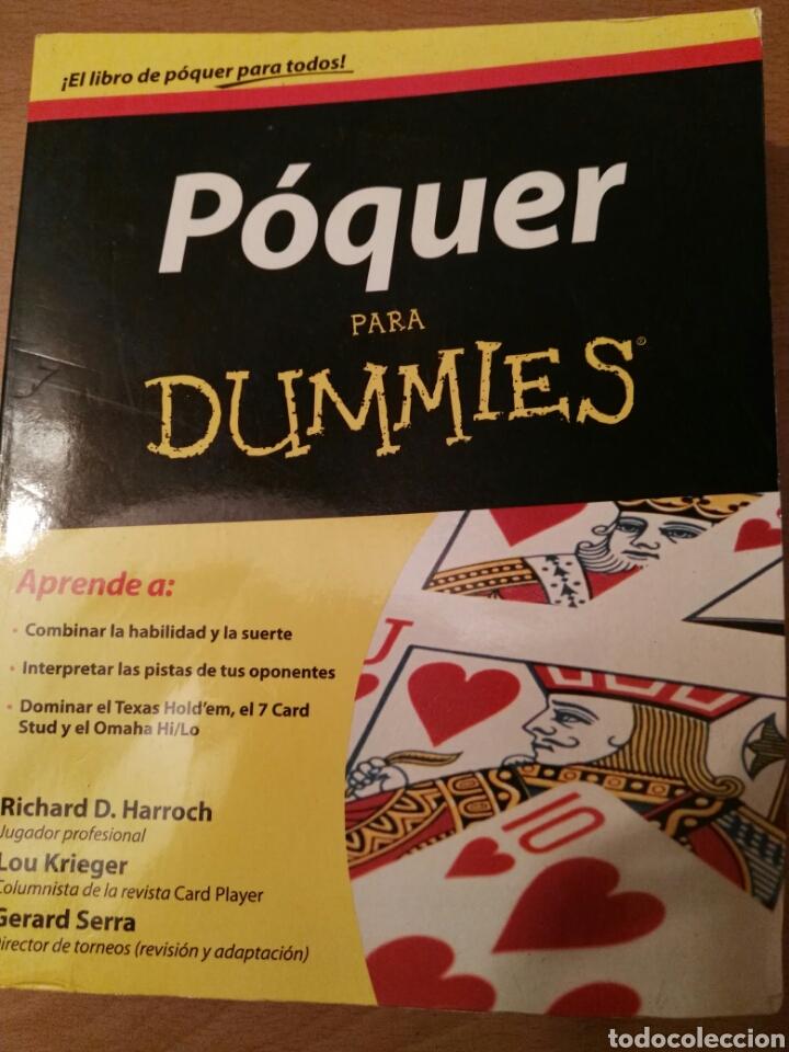 Libros: Poker - Foto 9 - 147699946