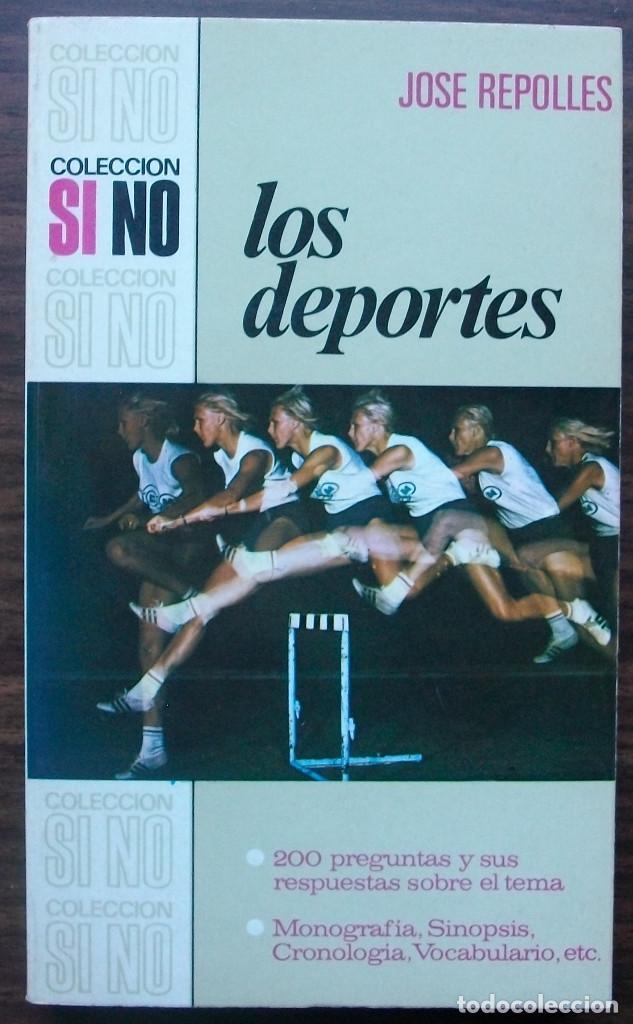 LOS DEPORTES. JOSE REPOLLES (Libros Nuevos - Ocio - Deportes y Juegos)