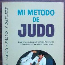 Libros: MI METODO DE JUDO. M. KAWAISH. Lote 148080114