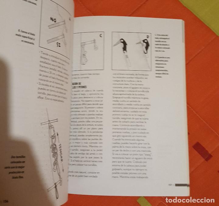Libros: Manuales Desnivel Escalada en Nieve y Hielo 3ª edicion - Foto 3 - 149062742