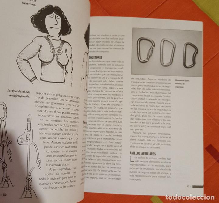 Libros: Manuales Desnivel Escalada en Nieve y Hielo 3ª edicion - Foto 5 - 149062742