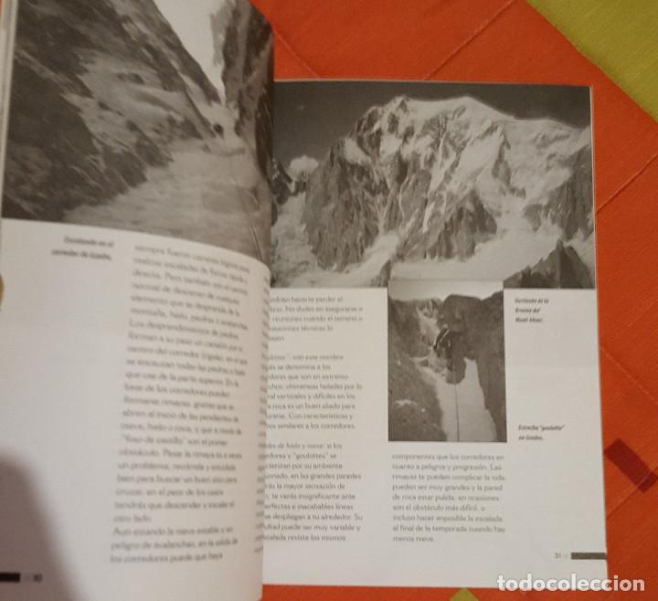 Libros: Manuales Desnivel Escalada en Nieve y Hielo 3ª edicion - Foto 6 - 149062742