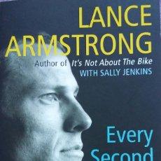 Libros: LIBRO LANCE ARMSTRONG. Lote 149775690