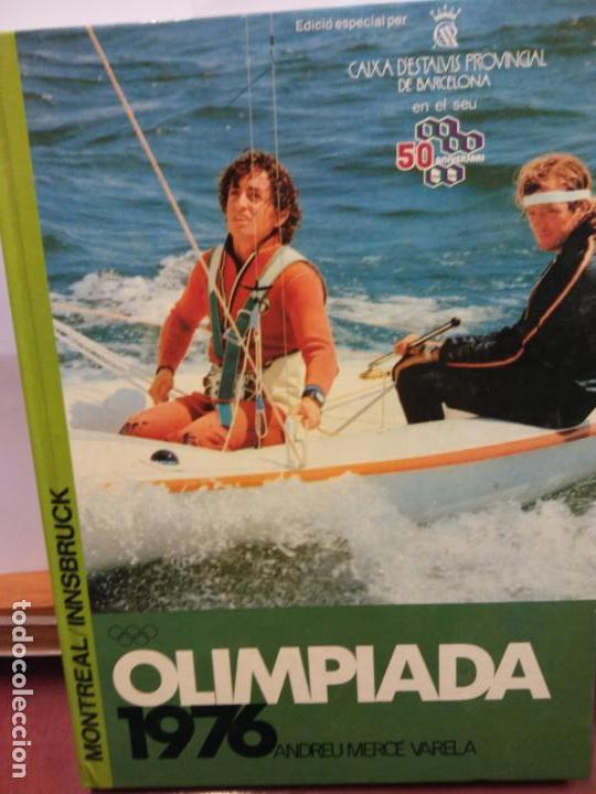STQ.ANDREU MERCE.OLIMPIADA 1976.EDT, HMB.. (Libros Nuevos - Ocio - Deportes y Juegos)