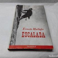 Libros: ESCALADA. Lote 150932274