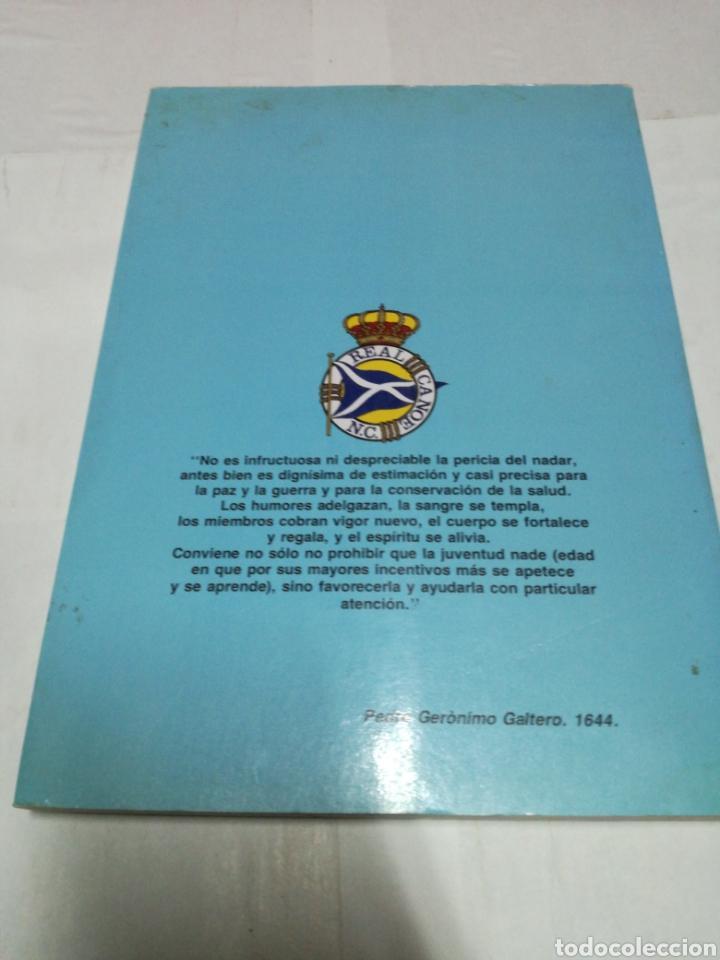 Libros: Real canoe natación club una forma de vida Juan Gil sabio - Foto 2 - 152805492
