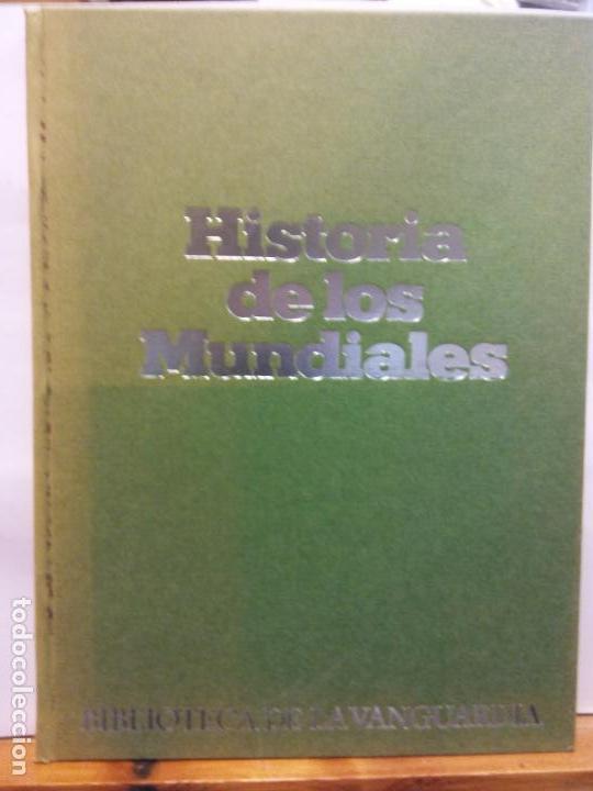 STQ. HISTORIA DE LOS MUNDIALES. EDT. LA VANGUARDIA. . (Libros Nuevos - Ocio - Deportes y Juegos)