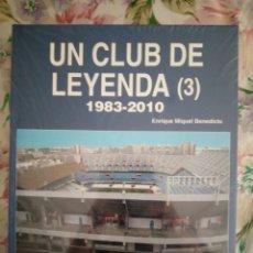 Libros: UN CLUB DE LEYENDA (3). Lote 154481658