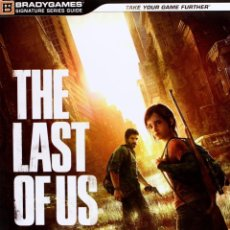 Libros: THE LAST OF US GUIA OFICIAL. Lote 155146294